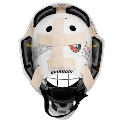 (Warrior Ritual F1+ Certified Goalie Mask - Junior)