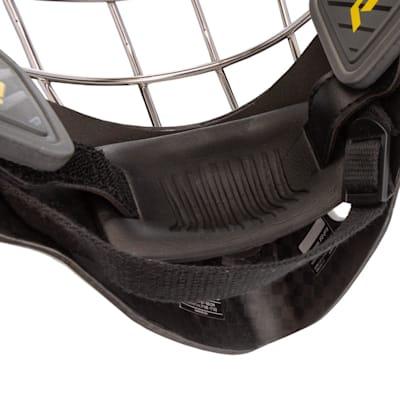 (Warrior Ritual F1 Pro Certified Goalie Mask - Senior)