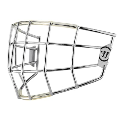 (Warrior Ritual F1 Certified Straight Bar Goalie Cage)