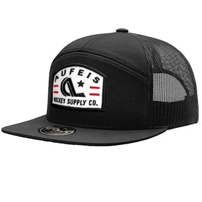(Aufeis Goaler 7 Panel Meshback Hat - Adult)
