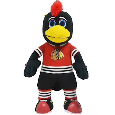 (Chicago Blackhawks 10 Inch Plush Mascot)