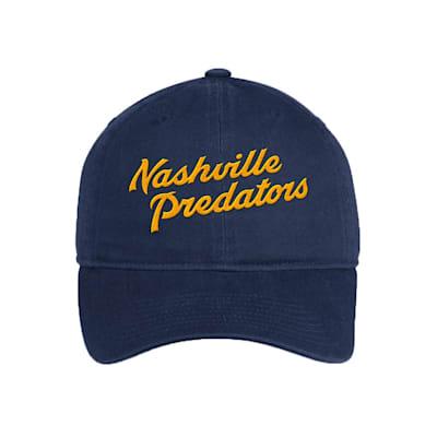 (Adidas 2020 Nashville Predators Slouch Hat)