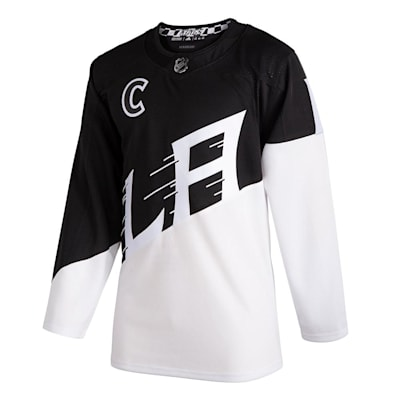 (Adidas 2020 Stadium Series Los Angeles Kings Authentic Anze Kopitar Jersey - Adult)