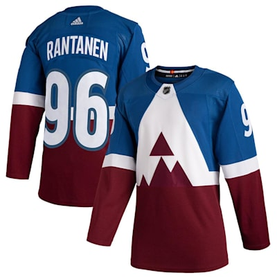 (Adidas 2020 Stadium Series Colorado Avalanche Authentic Mikko Rantanen Jersey - Adult)
