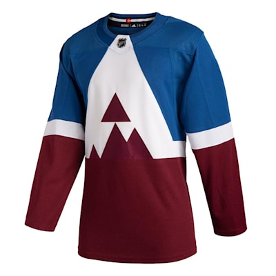 (Adidas 2020 Stadium Series Colorado Avalanche Authentic Jersey - Adult)