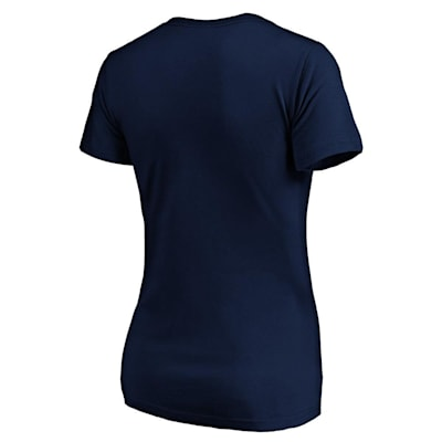 (Fanatics 2020 NHL All-Star Game Women's Tee Shirt - Navy - Womens)
