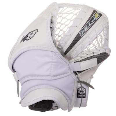 (Brians OPTiK 2 Goalie Catch Glove - Senior)