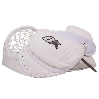 (Brians OPTiK 2 Goalie Catch Glove - Senior)