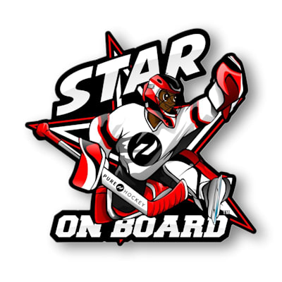 (Star on Board Boy - Goalie)
