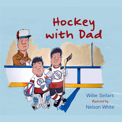 (Hockey with Dad)