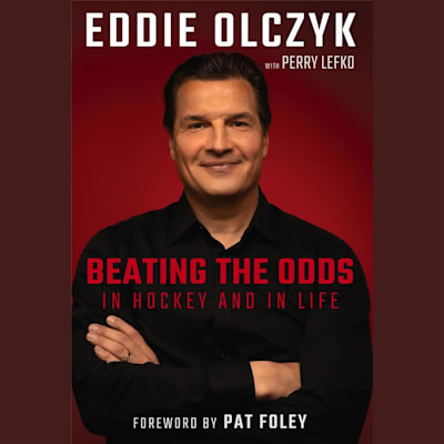 (Eddie Olczyk - Beating the Odds in Hockey and in Life)