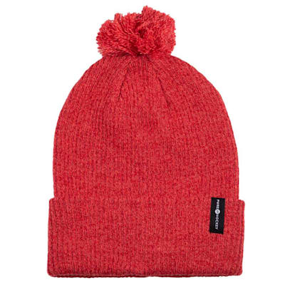 (Pure Hockey Pom Winter Hat)