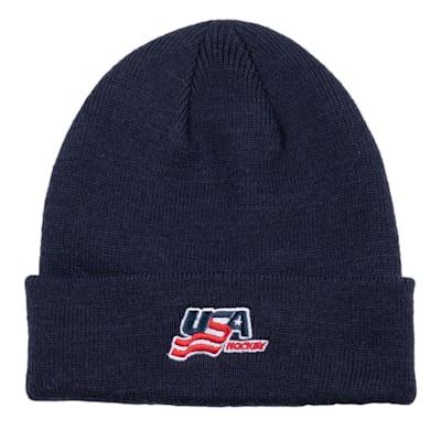 (USA Hockey Beanie)