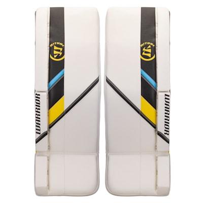 (Warrior Custom Ritual G5 Pro Goalie Leg Pads - Senior)