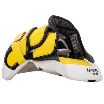 (Warrior Custom Ritual G5 Pro Goalie Glove - Senior)