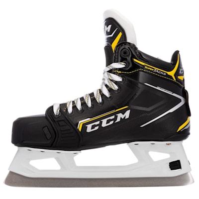 (CCM Super Tacks 9380 Ice Hockey Goalie Skates - Senior)