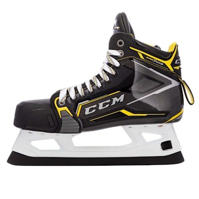 (CCM Super Tacks AS3 Pro Ice Hockey Goalie Skates - Intermediate)