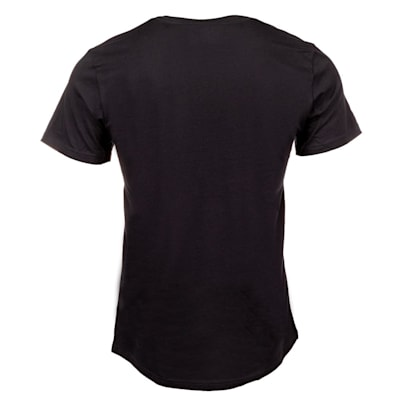(Adidas Hockey Short Sleeve Tee - Black - Adult)