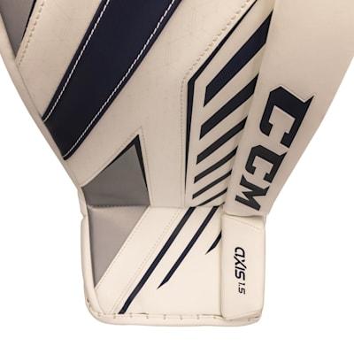 (CCM Axis A1.5 Goalie Leg Pads - Junior)