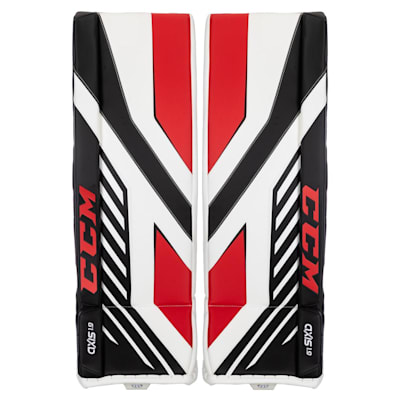 (CCM Axis A1.9 Goalie Leg Pads - Senior)