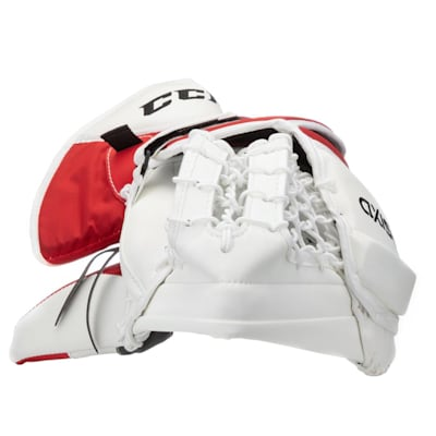 (CCM Axis A1.9 Goalie Glove - Intermediate)