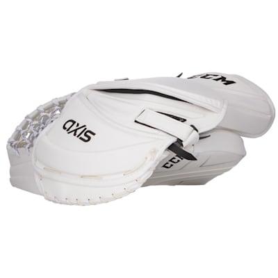 (CCM Axis Pro Goalie Glove - Senior)