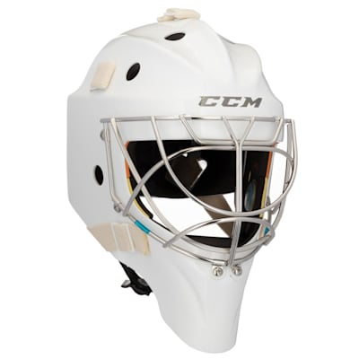 (CCM Axis Pro Non-Certified Cat Eye Goalie Mask - Senior)