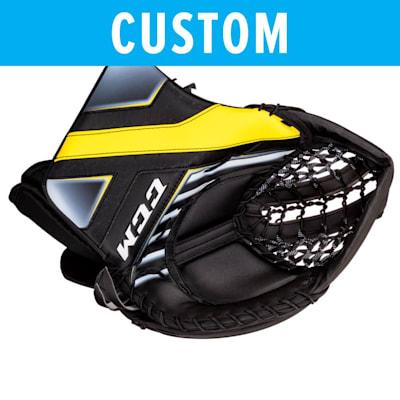 (CCM Custom Axis Pro Goalie Glove - Intermediate)
