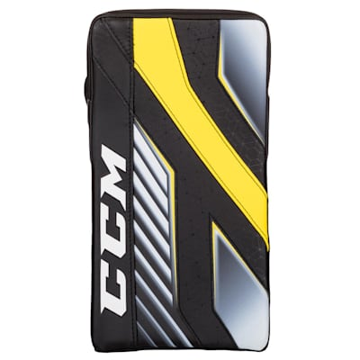 (CCM Custom Axis Pro Goalie Blocker - Intermediate)