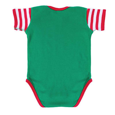 (Pure Hockey Holiday Baby Onesies 2019 - Infant)