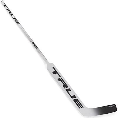 (TRUE AX5 Composite Hockey Goalie Stick - Intermediate)