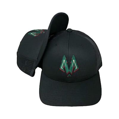 (SotaStick Minnesota Hockey Trucker Hat - Adult)