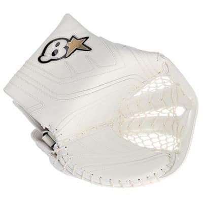 (Brians GNETiK X Goalie Glove - Intermediate)