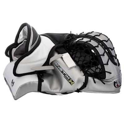 (Brians GNETiK X Goalie Glove - Senior)