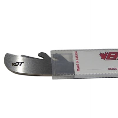 (BladeTech Bauer Lightspeed Edge Burner Stainless Steel Runners - Senior)