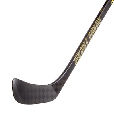 (Bauer Supreme 3S Grip Composite Hockey Stick - Intermediate)
