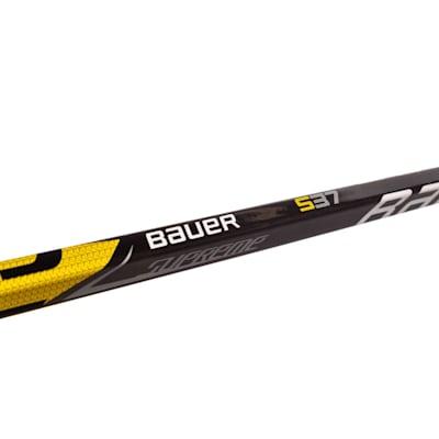 (Bauer Supreme S37 Grip Composite Hockey Stick - Junior)