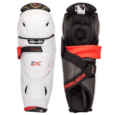 (Bauer Vapor 2X Hockey Shin Guards - Senior)