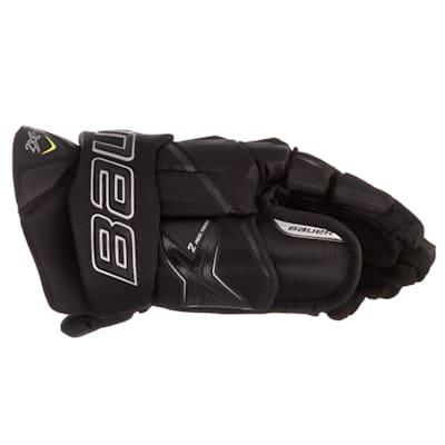 (Bauer Vapor 2X Pro Hockey Gloves - Junior)