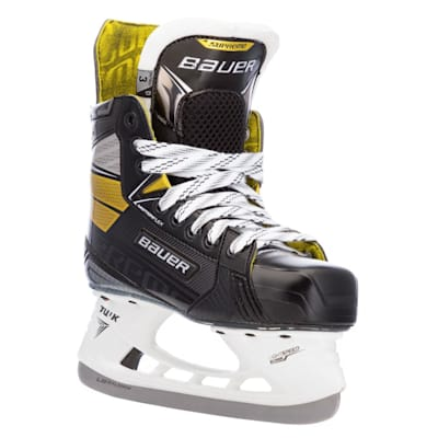 (Bauer Supreme 3S Ice Hockey Skates - Junior)