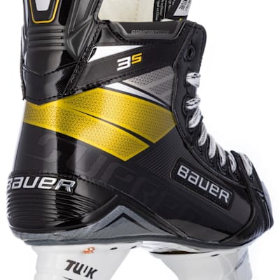 (Bauer Supreme 3S Ice Hockey Skates - Intermediate)