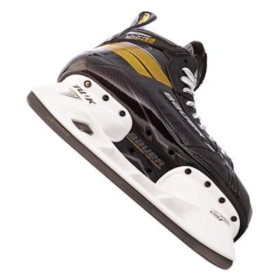 (Bauer Supreme Ultrasonic Ice Hockey Skates - Intermediate)