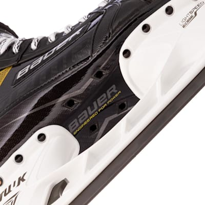 (Bauer Supreme Ultrasonic Ice Hockey Skates - Senior)