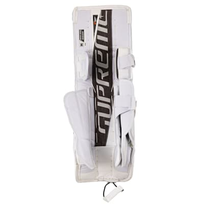 (Bauer Supreme Ultrasonic Goalie Leg Pads - Senior)