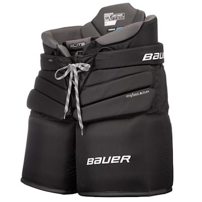 (Bauer Elite Hockey Goalie Pants - Intermediate)