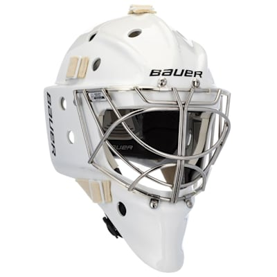 (Bauer Profile 960 Non-Certified Cat Eye Goalie Mask - Senior)