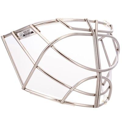 (Bauer Profile Non-Certified Cat Eye Goal Cage - Senior)