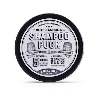 (Duke Cannon Shampoo Puck)