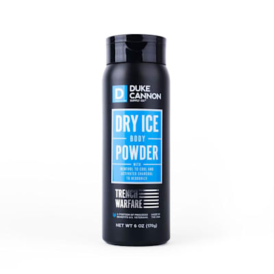 (Duke Cannon Dry Ice Body Powder)