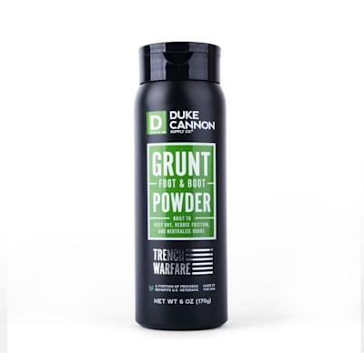 (Duke Cannon Grunt Foot & Boot Powder)